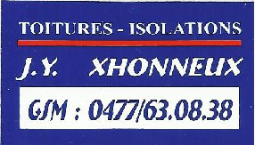 logo Toitures Jean-Yves XHONNEUX